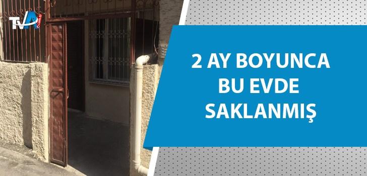 DEAŞ'lı kadın terörist bu evde yakalandı