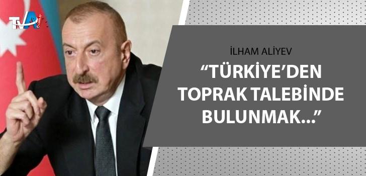 Aliyev'den Ermenistan'a Türkiye uyarısı