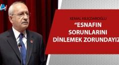Kılıçdaroğlu Adana'da esnaf buluşmasında konuştu