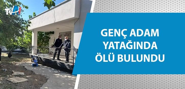 Adana'da şüpheli ölüm!