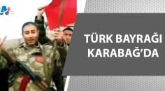 Azerbaycan ordusu Türkiye'yi unutmadı!