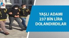 Adana'da FETÖ yalanıyla dolandırıcılık!