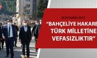 MHP Adana İl Başkanı Avcı, Feke ve Kozan'da ziyaretlerde bulundu