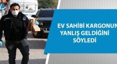 Adana'da şüpheli kargo alarmı