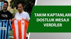 Adana derbisi öncesi buluşma!