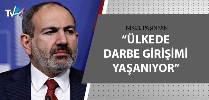 Ermenistan ordusu Paşinyan'ın istifasını istedi!