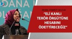 Bakan Selçuk AK Parti Adana Kongresinde konuştu