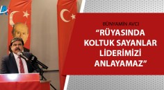 MHP Adana İl Başkanı Bünyamin Avcı açıkladı