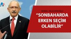CHP Lideri Kemal Kılıçdaroğlu açıkladı