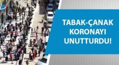 Turuncuya dönen Adana'da 'pes'dedirten görüntüler!