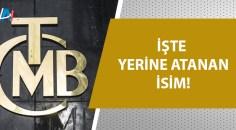 Merkez Bankası Başkanı Naci Ağbal görevden alındı!