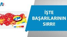 Türkiye'nin tek mavi ili Şırnak!