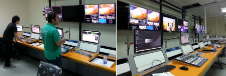 Thai broadcaster MCOT adds new HD TV channels with PlayBox Technology