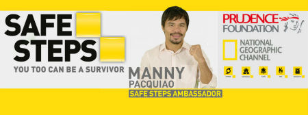 """Prudence Foundation and NGC launch """"Safe Steps"""" in Asia"""