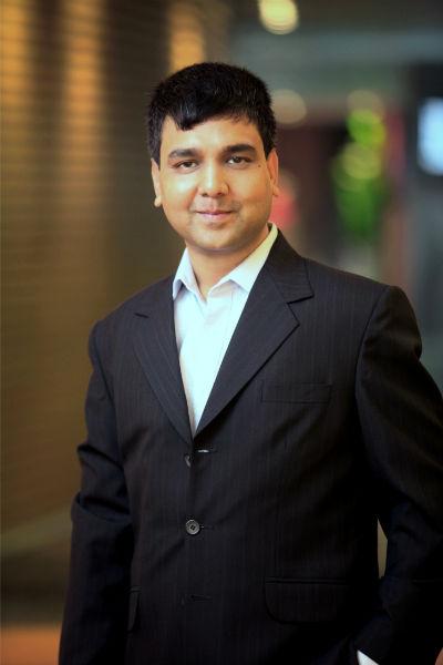 Shitiz Jain joins Turner's Finance team