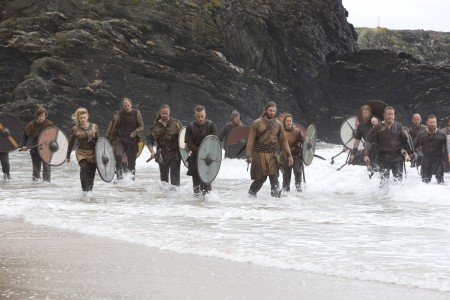"Interview with Michael Hirst, creator of ""Vikings"""
