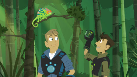 """Wild Kratts"" succeeds globally"
