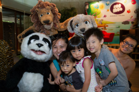 ZooMoo and Starhub launch first kids' wildlife channel