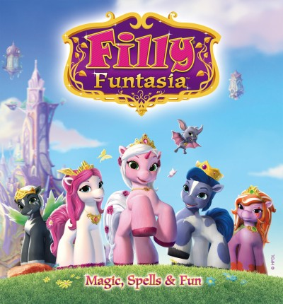 "MIPCOM: Animated series ""Filly Funtasia"" to debut episodes"