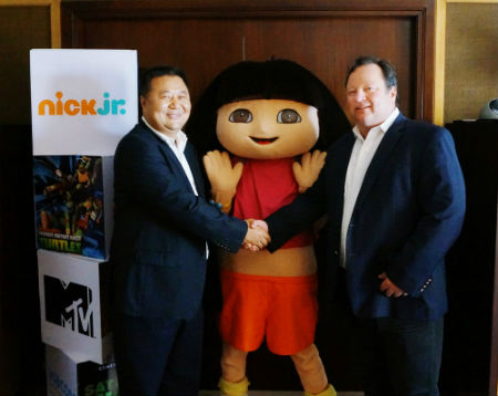 Viacom and SMIT to bring My Nick Jr. to China