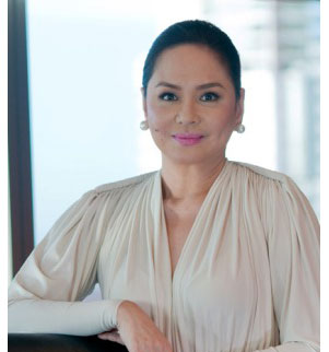 """Charo"" Santos-Concio appointed CEO of ABS-CBN Corporation"