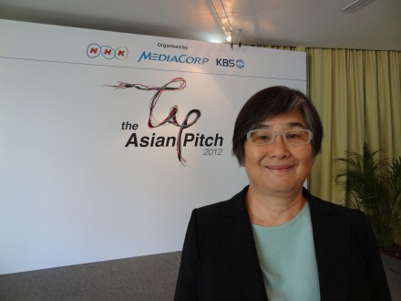 Taiwan's PTS joins The Asian Pitch