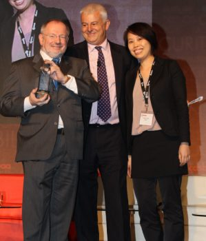 CASBAA Convention 2012: Twiston Davies honoured with Chairman's Award