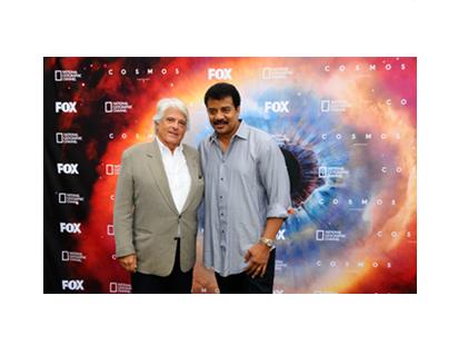 "Nat Geo announces global launch of ""Cosmos"" sequel"
