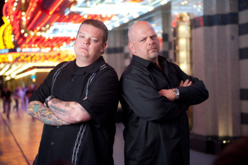 Pawn Stars surpasses 80% clearance level