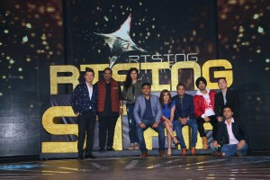 Rising Star Press Conference Picture