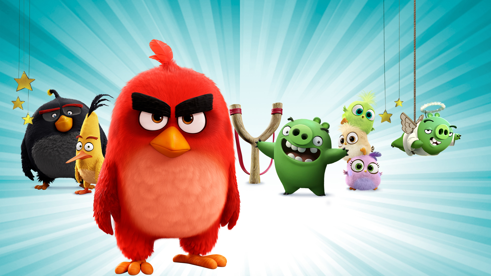 Popcorn Digital adds Angry Birds youtube channel