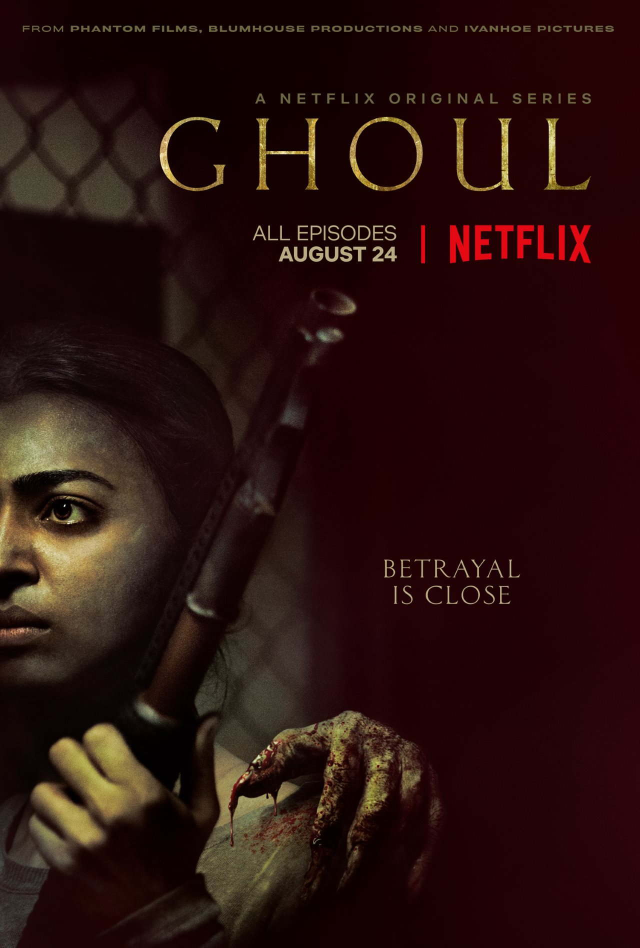 "Fear comes to Netflix with Indian horror ""Ghoul"""