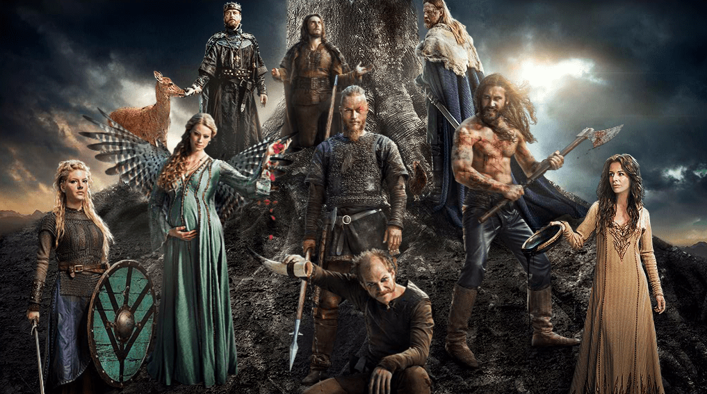 "History's hit drama ""Vikings"" returns in November"