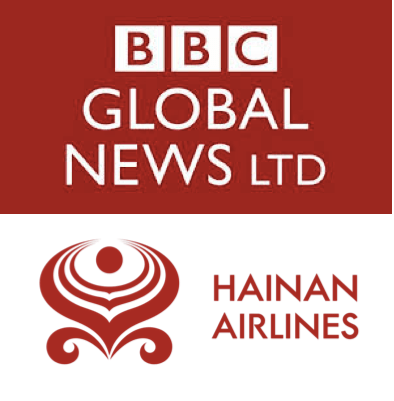 BBC Global News and Hainan Airlines sign major deal