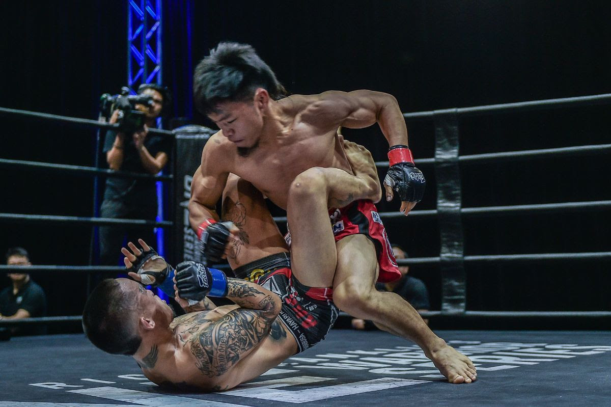 ONE Warrior Series 7 held in Singapore