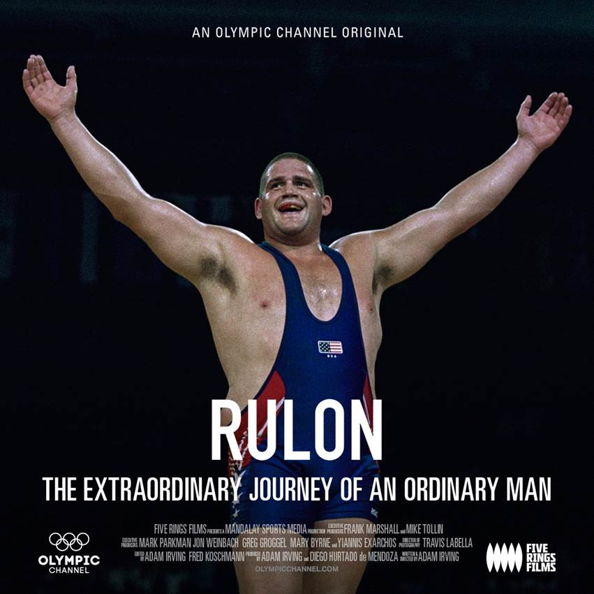 Olympic Channel documentary 'Rulon' about the extraordinary journey of an ordinary man to premiere 21 July