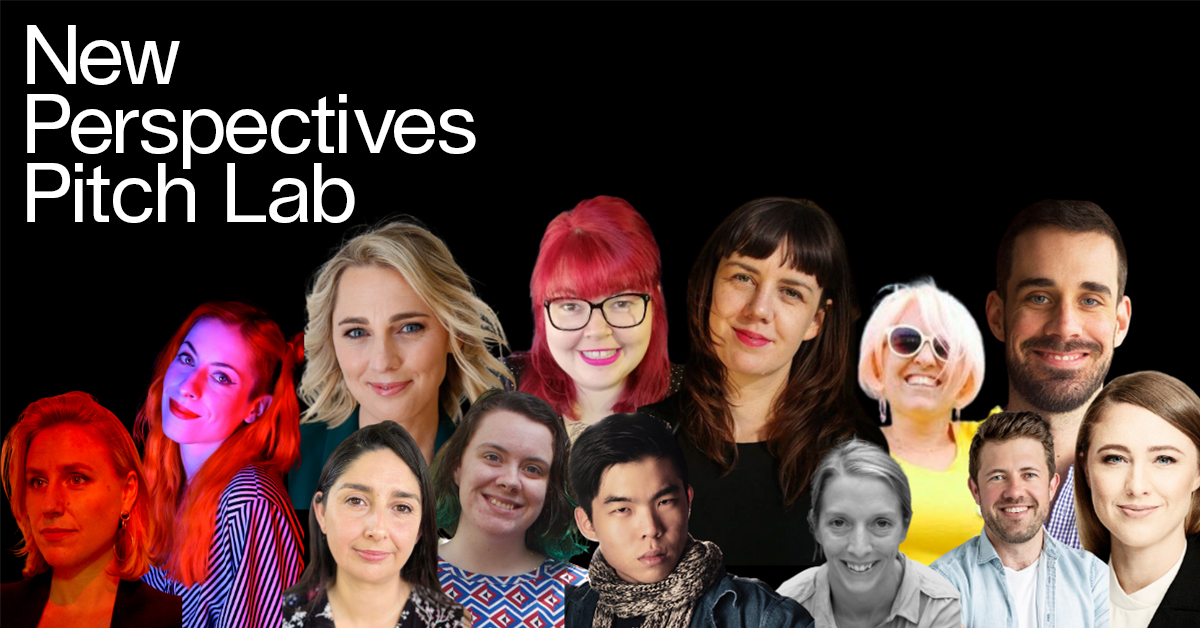 AFTRS, Doc Society, AIDC and Screen NSW announce the 2020 New Perspectives Pitch Lab participants