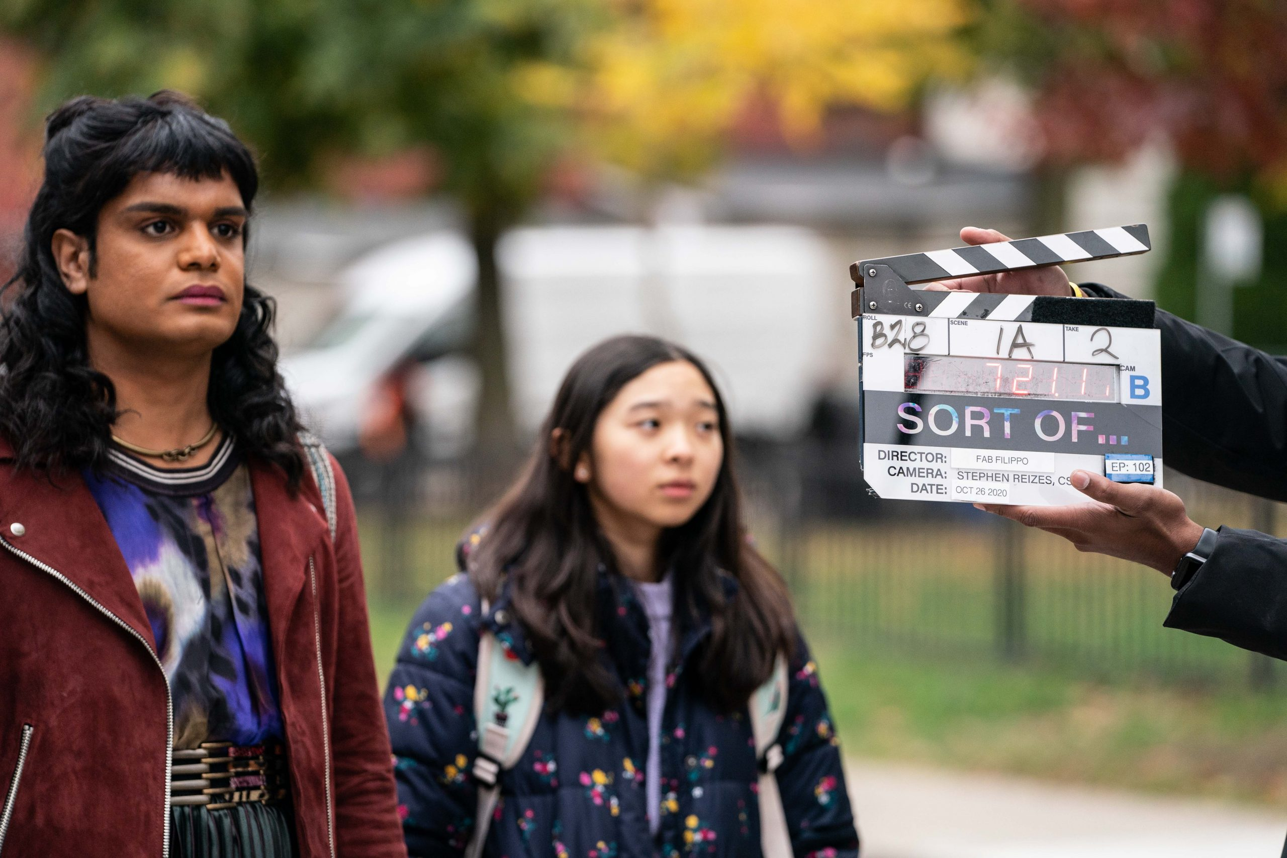 Abacus Media Rights secures international distribution rights to CBC original comedy series 'Sort Of'