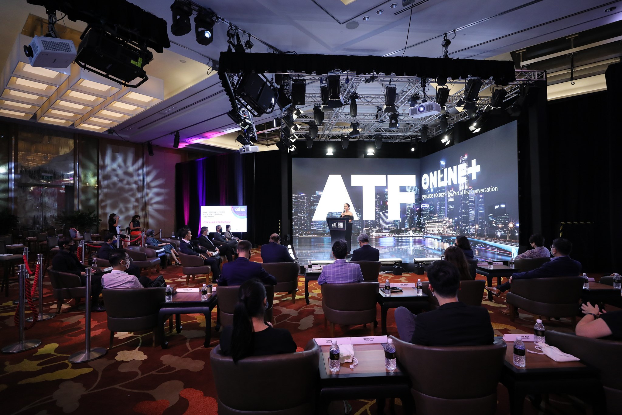 ATF Online+ caps off its first week with fresh insights for 2021