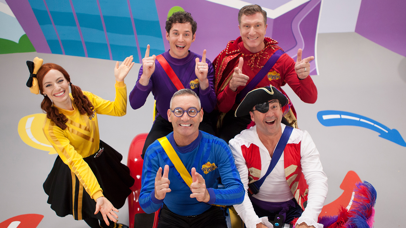UK kids now have The Wiggles