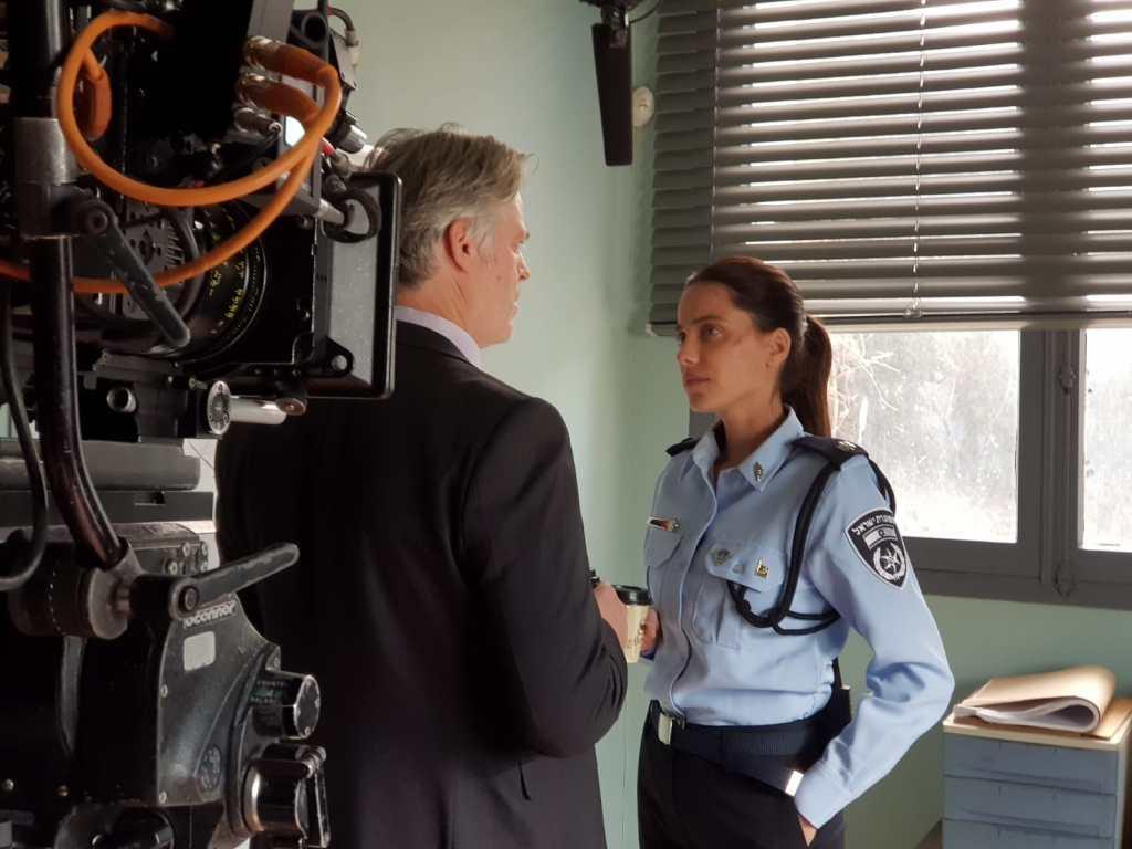 Filming of Hot and Drama Team's 10-part thriller 'Jerusalem' begins