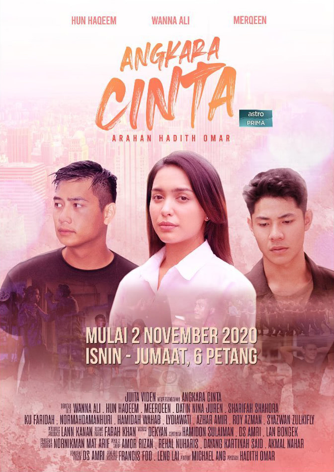 Malaysian adaptation of ABS-CBN drama is most-watched show on Astro Prima Channel in 2020
