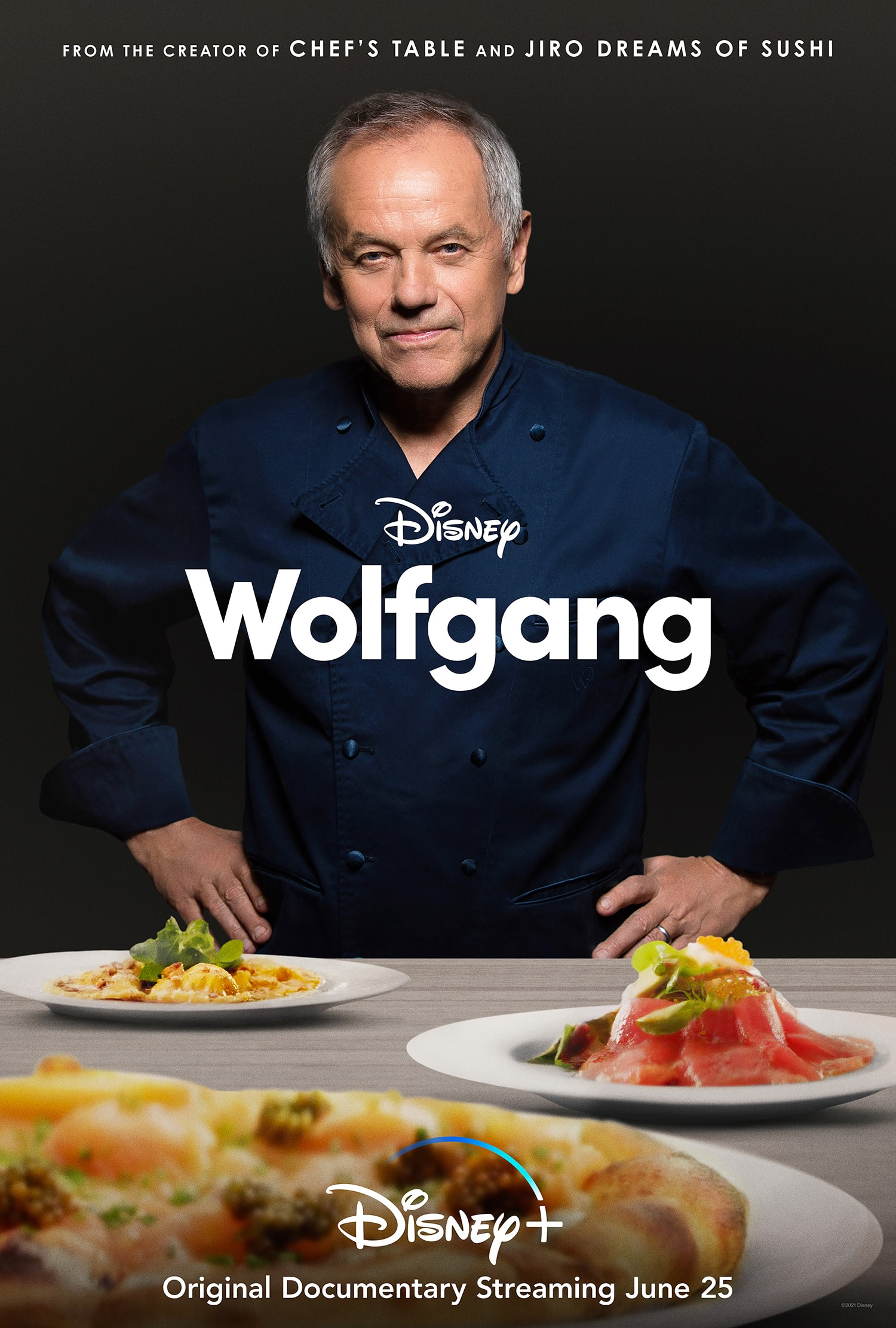Disney+ to premiere feature documentary 'Wolfgang' on 25 June