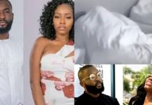 BBNaija 2019 Day 19: Khafi and Gedoni caught having sex