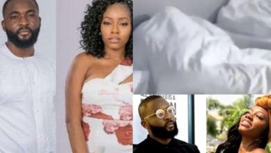 BBNaija 2019 Day 19: Khafi and Gedoni caught having sex