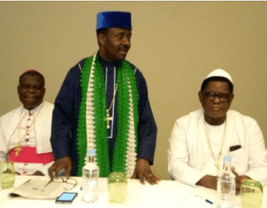 CAN President opens up on hatred for Fulani herdsmen