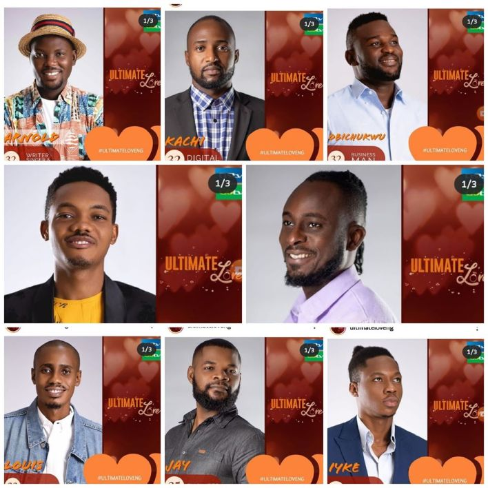 Meet Ultimate Love Reality TV Show Housemates (Video)