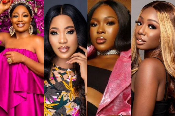 Life is getting hard for these 4 Ex-Female BBNaija Housemates - Erica is on this list