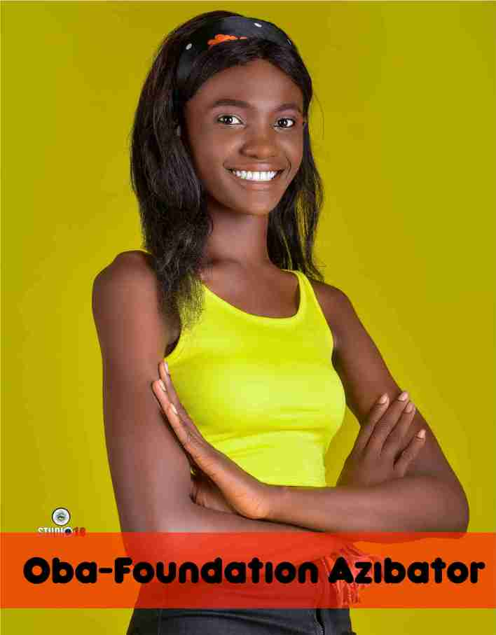 Vote Oba-Foundation Azibator for the Miss Bayelsa 2020/21 Beauty Queen