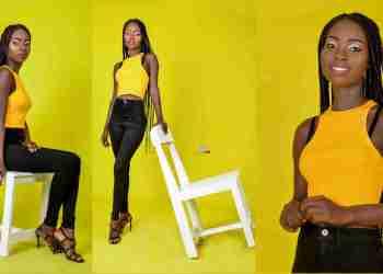 Vote Livingstone Jane Gbobo for the Miss Bayelsa 2020/21 Beauty Queen